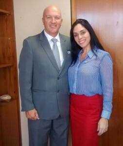 Prefeito viaja à Brasília e garante novas emendas