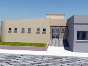 Auditório e sala multiuso será construído na unidade de saúde central