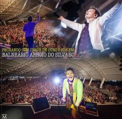 Show Michel Teló em Arroio do Silva
