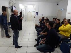Vigilância sanitária de Arroio do Silva orienta comerciantes
