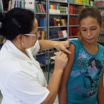 Campanha contra o HPV nas escolas de Arroio do Silva