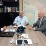 Prefeito busca recursos para saúde de Arroio do Silva