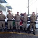 Arroio do Silva ganha reforço no efetivo policial