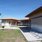 Escola da Praia da Caçamba inaugura na sexta-feira