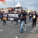 Arroio do Silva realiza caminhada de conscientização