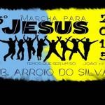 5ª Marcha para Jesus será realizada no sábado