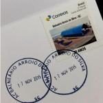 Balneário Arroio do Silva lança selo personalizado