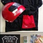 Polícia Civil apreende adolescente investigado em assaltos