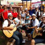 Grupos de Terno de Reis encantam moradores e veranistas