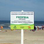 Arroio do Silva tem 100% de praias próprias para banho
